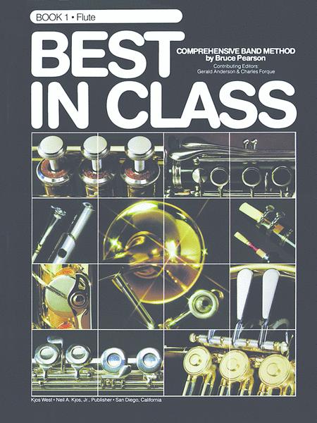 Best in Class, Book 1 - C Flute