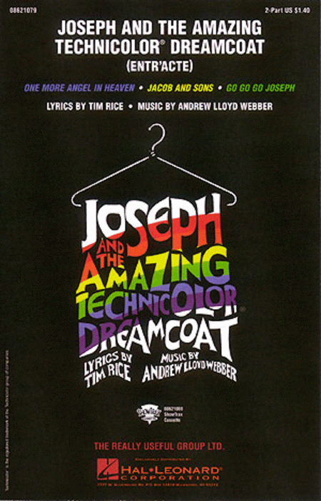 Joseph and the Amazing Technicolor Dreamcoat (Entr'acte)