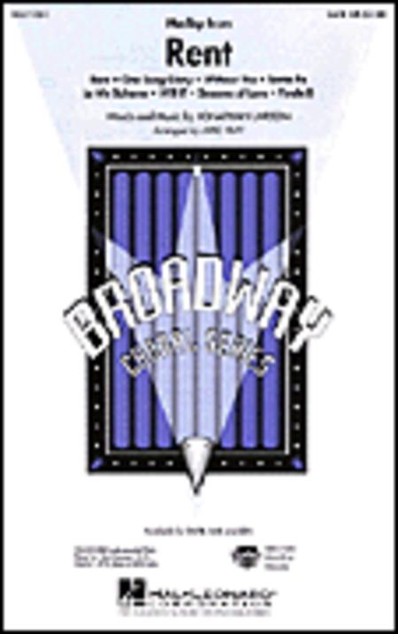 Rent (Medley) - ShowTrax CD