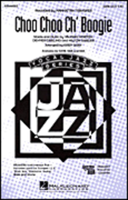 Choo Choo Ch'Boogie - ShowTrax CD