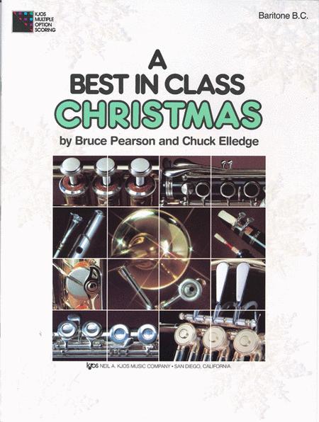 A Best in Class Christmas - Baritone B.C.