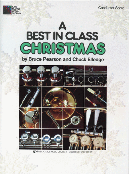 A Best in Class Christmas - Conductor Score