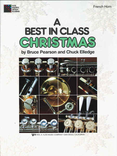A Best in Class Christmas - F Horn