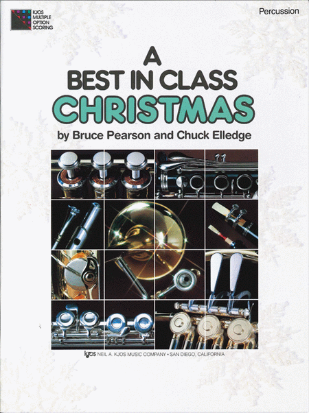 Best In Class Christmas, A - Percussion