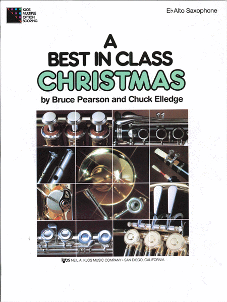 A Best in Class Christmas - Eb Alto Saxophone
