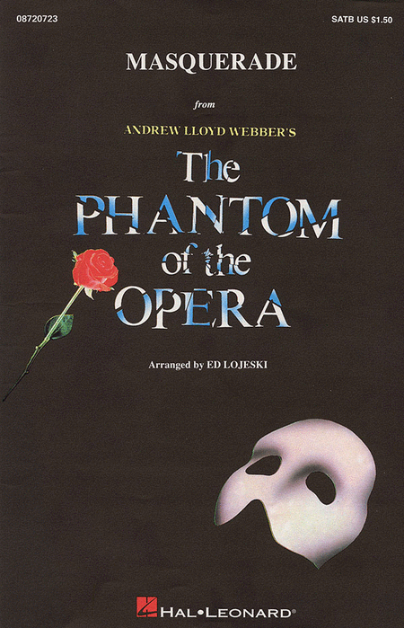 Masquerade (from The Phantom of the Opera)
