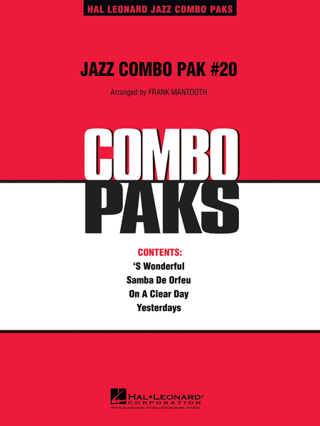 Jazz Combo Pak #20