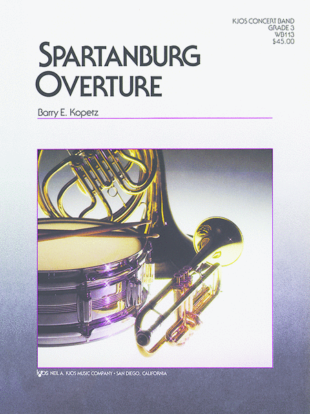 Spartanburg Overture