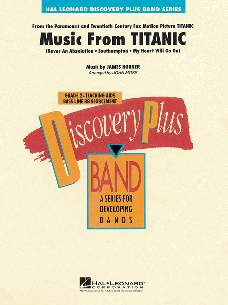 Music from Titanic