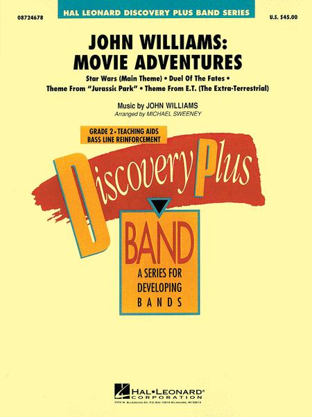John Williams: Movie Adventures