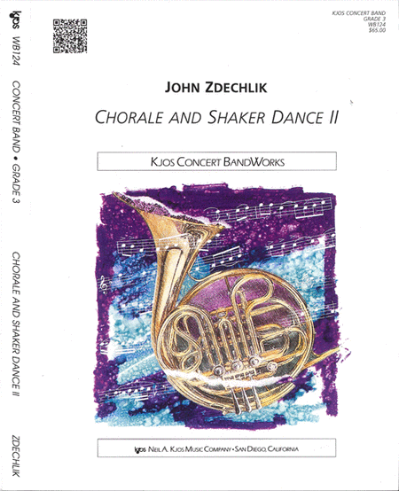 Chorale & Shaker Dance II