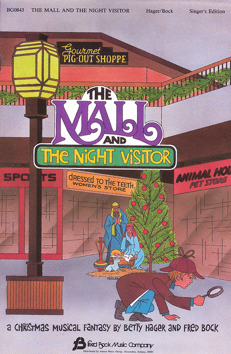 The Mall and the Night Visitor