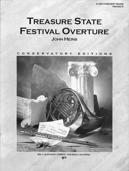 Treasure State Festival Overture - Score