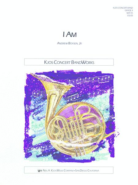 I Am - Score