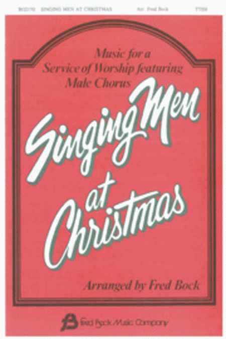 Singing Men at Christmas (Collection)