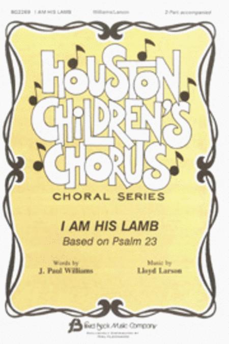 I Am His Lamb