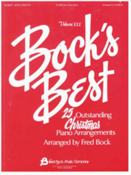 Bock's Best - Volume 3