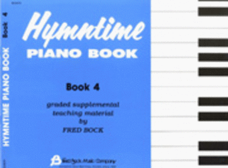 Hymntime Piano Book #4 Children's Piano