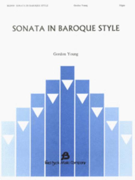 Sonata in Baroque Style