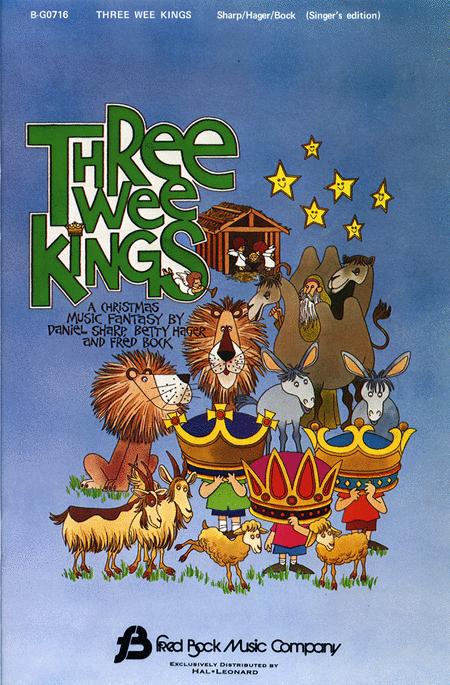Three Wee Kings - CD Preview Pak