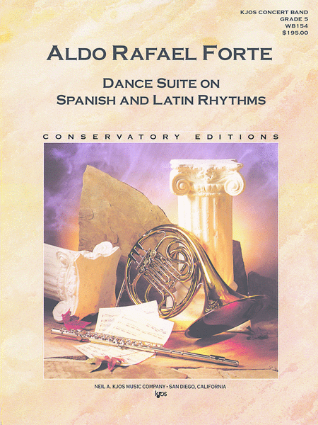 Dance Suite on Spanish & Latin Rhythms