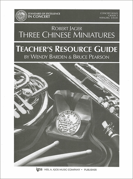 Three Chinese Miniatures-Resource Guide