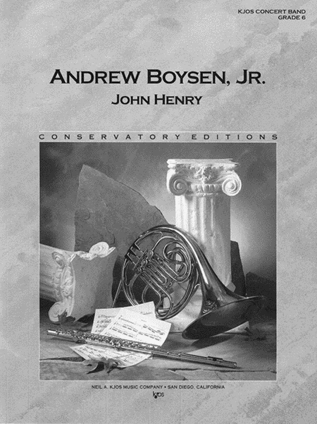 John Henry - Score
