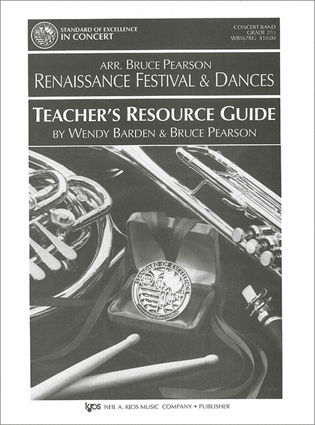 Renaissance Festival & Dances-Resource Guide