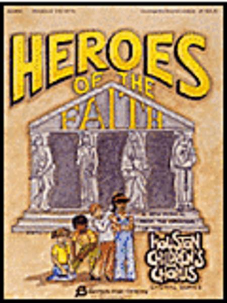 Heroes of the Faith  - Showtrax Cd