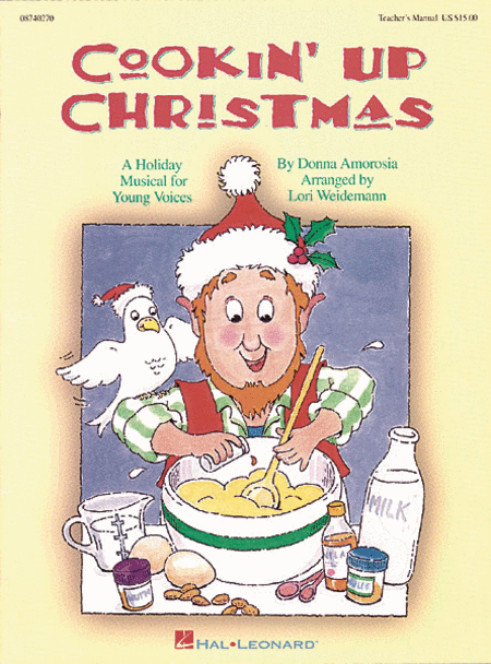 Cookin' Up Christmas (Musical)