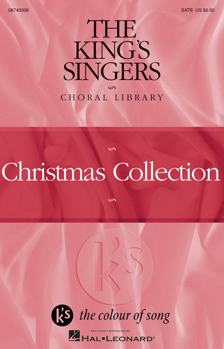 The King's Singers Choral Library - Christmas Collection - SATB
