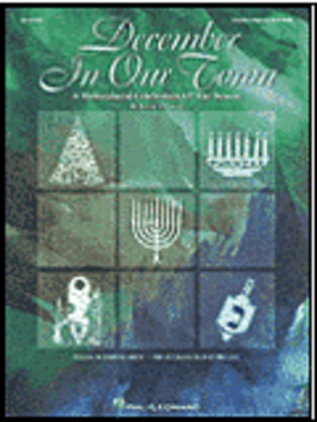 December in our town a multicultural holiday musical showtrax cd