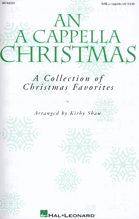 An A Cappella Christmas (Collection)