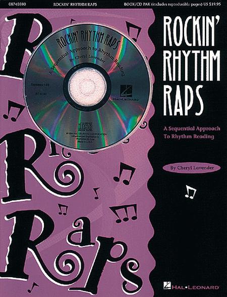 Rockin' Rhythm Raps - A Sequential Approach to Rhythm Reading (Resource)