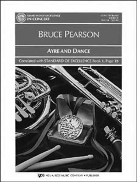 Ayre and Dance - Score