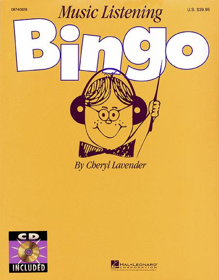 Music Listening Bingo