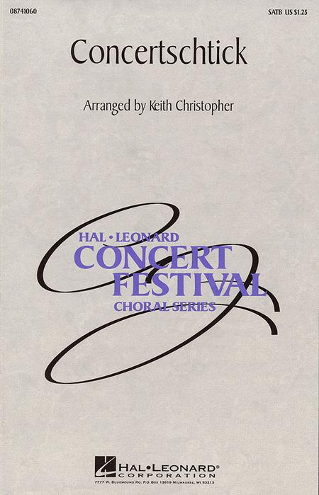 Concertschtick (Medley)