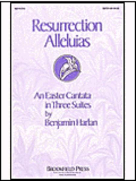 Resurrection Alleluias (Cantata) - ChoirTrax Cassette
