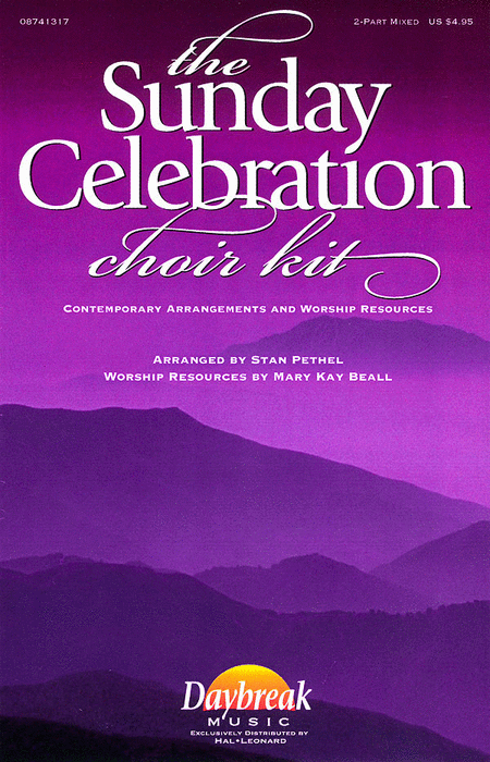 The Sunday Celebration Choir Kit - Vocal Score