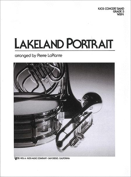 Lakeland Portrait - Score