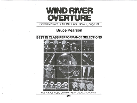 Wind River Overture-Score