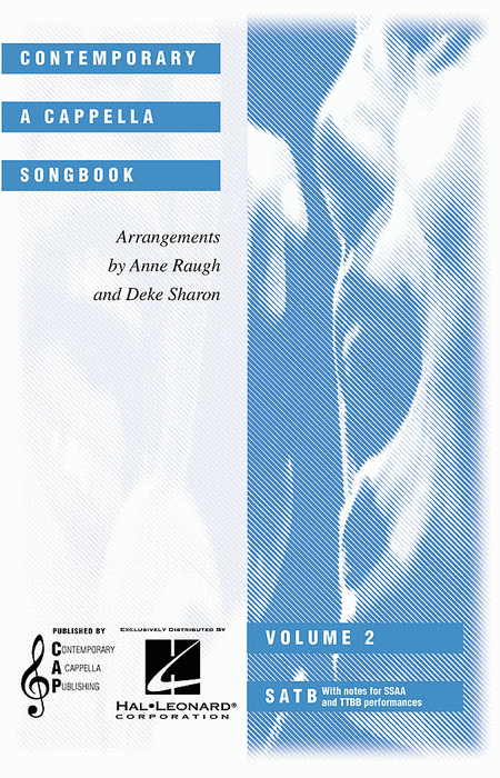 Contemporary A Cappella Songbook - Vol. 2 (Collection)