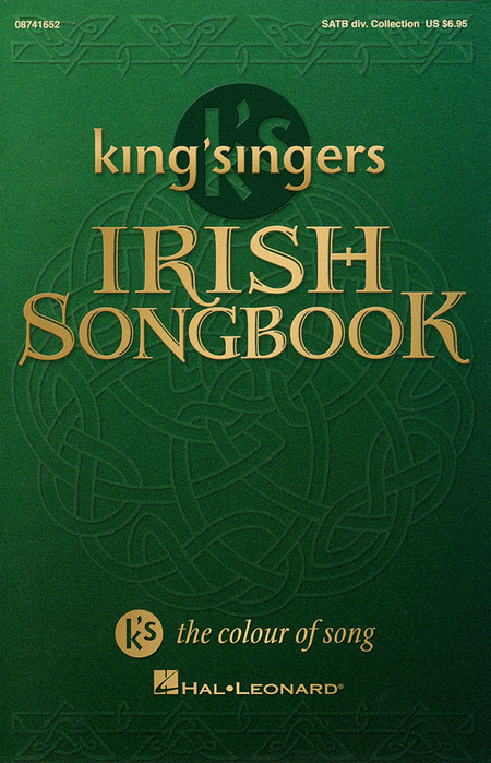 King's Singers Irish Songbook - SATB