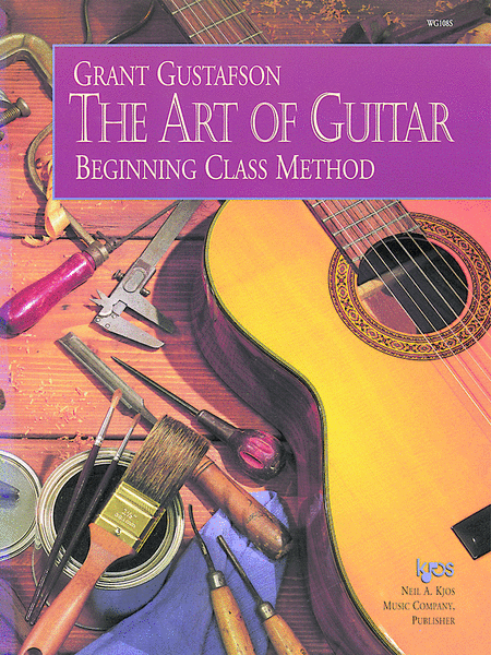 The Art of Guitar - Student Book