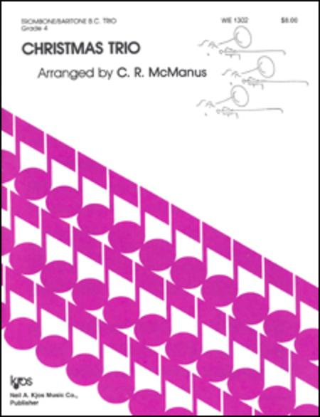 Christmas Trio, Trombone/Baritone B.C.