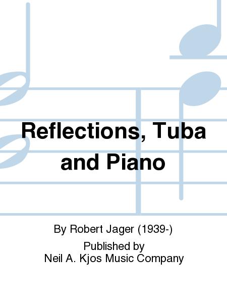 Reflections, Tuba and Piano