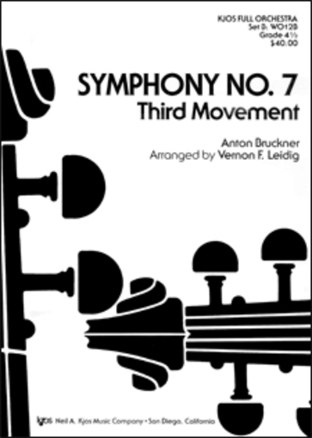 Symphony No. 7, 3rd Movement - String Set