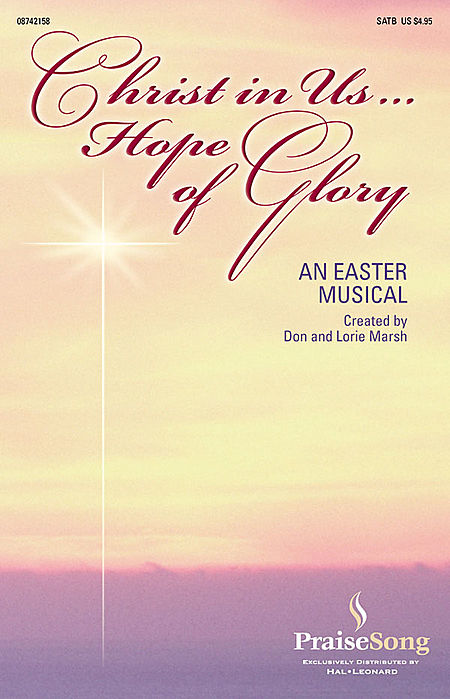Christ in Us...Hope of Glory