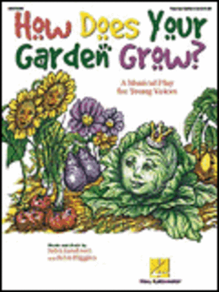 How Does Your Garden Grow? - ShowTrax CD (CD only)