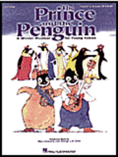 The Prince and the Penguin - ShowTrax CD (CD only)